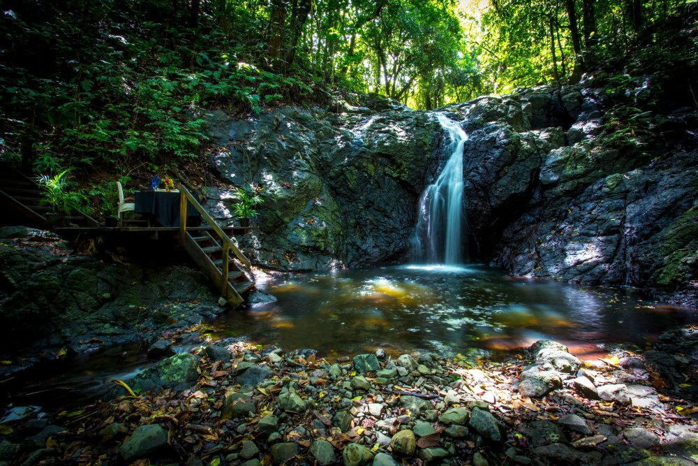 Fiji Honeymoon Itinerary - Waterfall hiking   Namale Resort