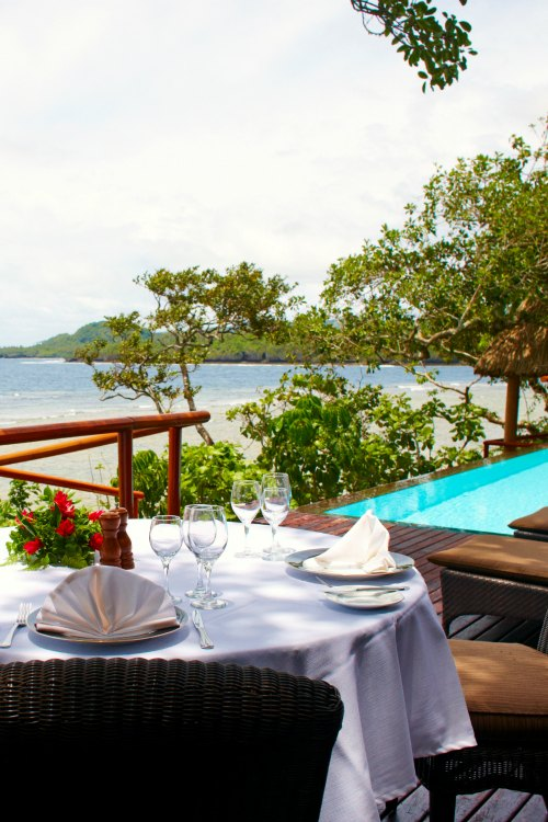 Fiji Resort Dining | Namale Resort & Spa