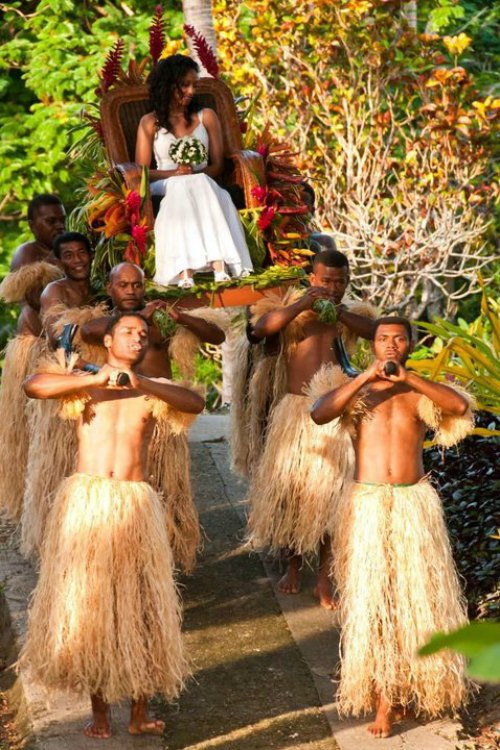 Fiji Weddings