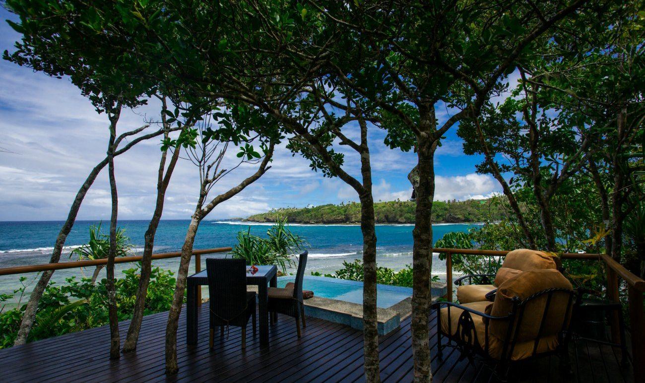 Fiji Honeymoon Bures All Inclusive Getaways Namale