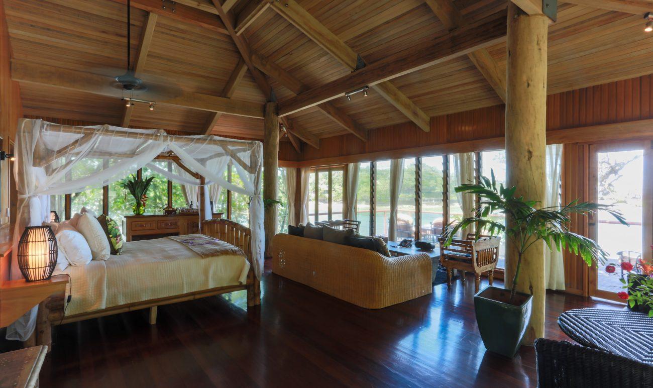 Oceanfront Fiji Bure Ocean Tropical Namale Resort